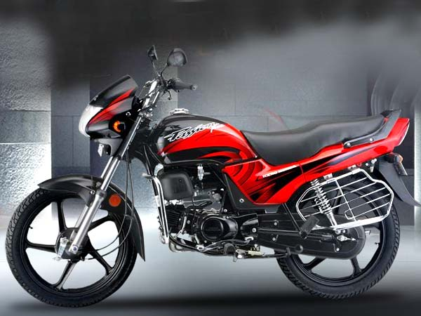 Hero Honda Passion Plus 2010 #1