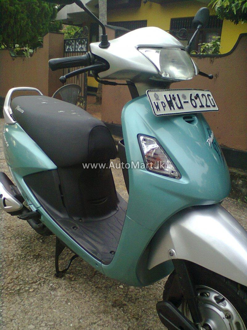 Hero Honda Pleasure 100 2011 #1