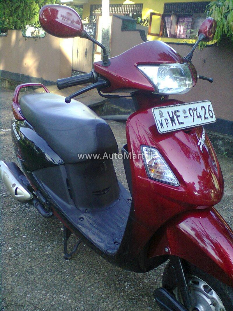 Hero Honda Pleasure 100 2011 #4
