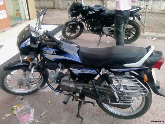 Hero Honda Spendor+ 2006 #11