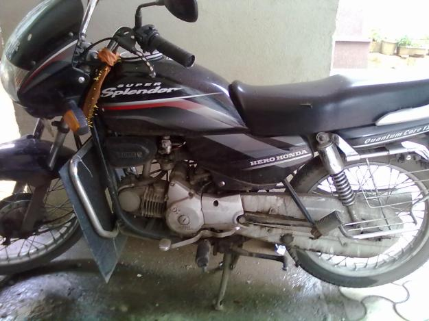 Hero Honda Spendor+ 2006 #5