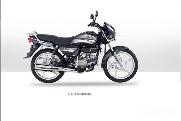Hero Honda Spendor+ #6