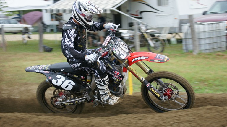 Hesketh Motocross #2