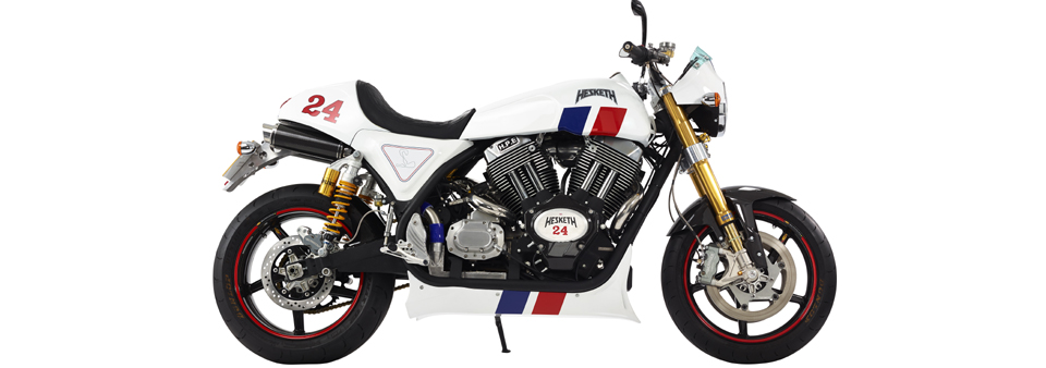 Hesketh Motorcycles #6