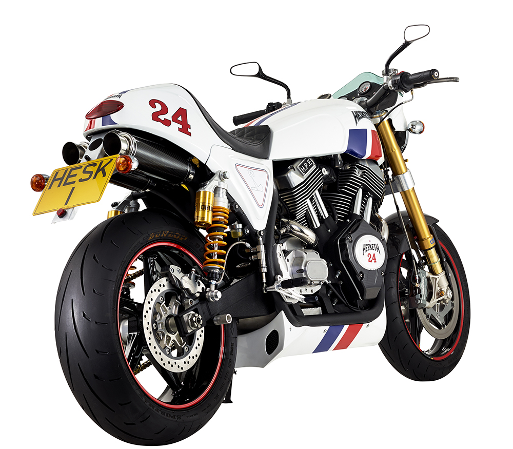 Hesketh Sprinter 2011 #1