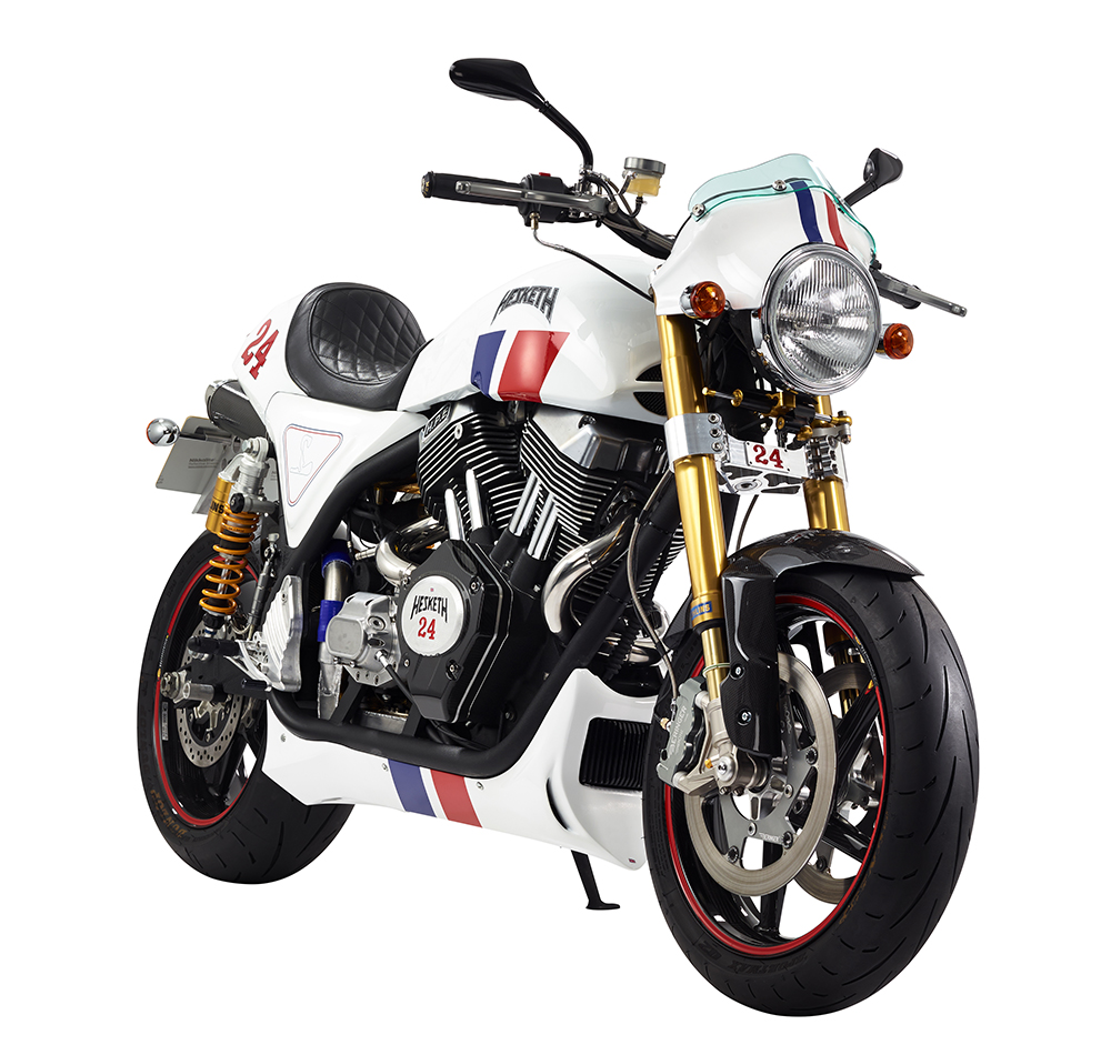 Hesketh Sprinter 2011 #2
