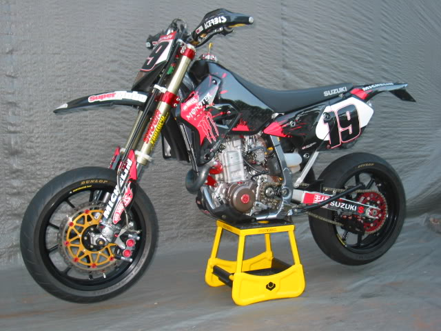 Highland 450cc Supermoto #10