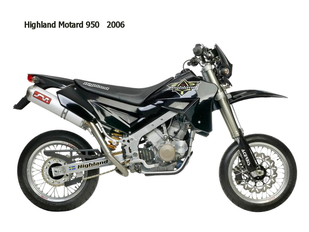 Highland 450cc Supermoto #11