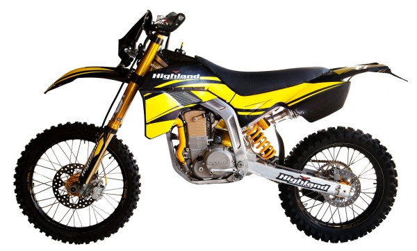 Highland 450cc Supermoto #4