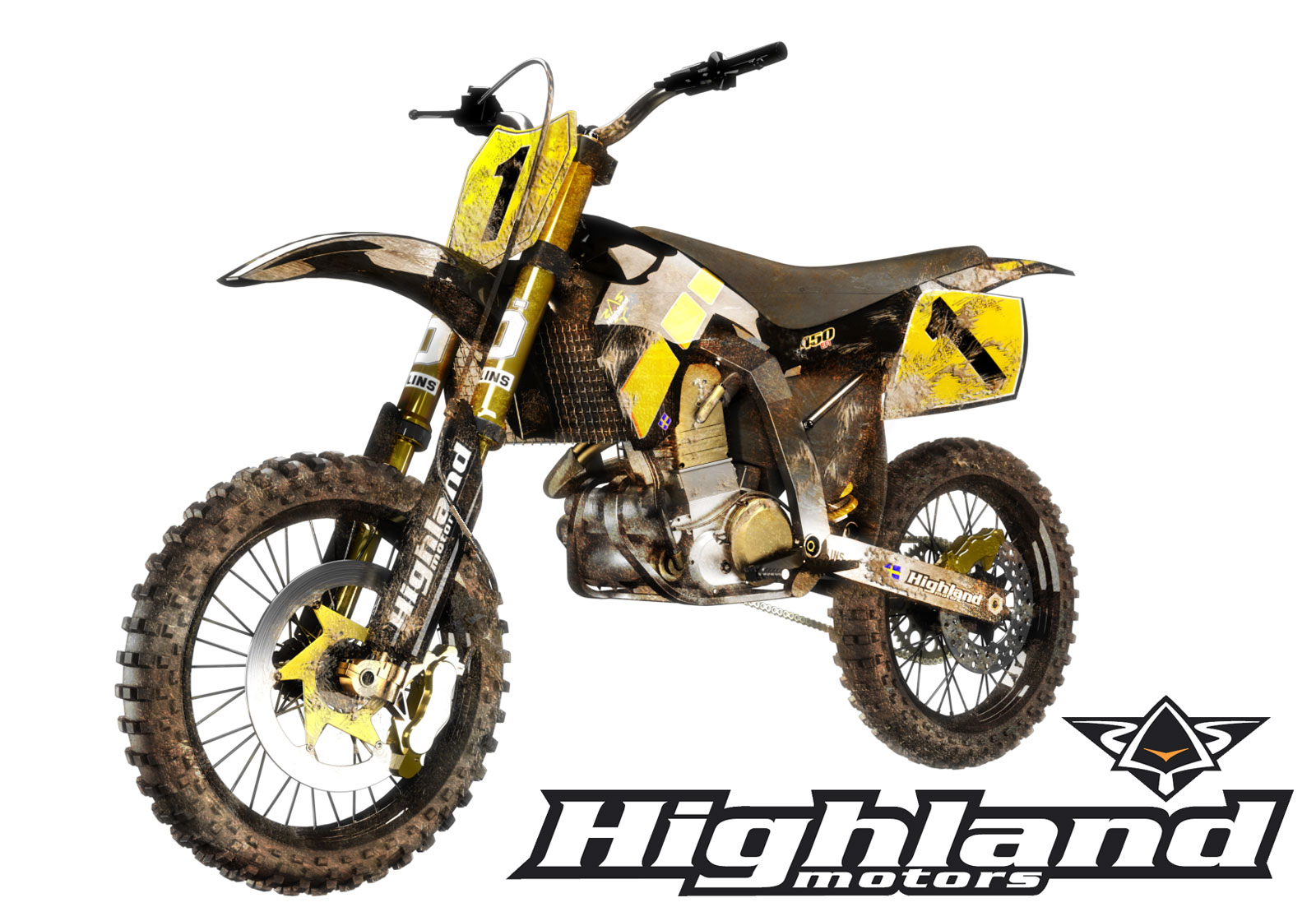 Highland 450cc Supermoto #5