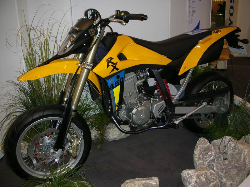 Highland 450cc Supermoto #6