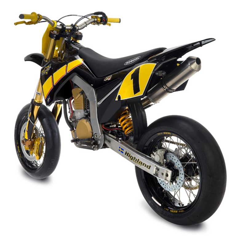 Highland 450cc Supermoto #7