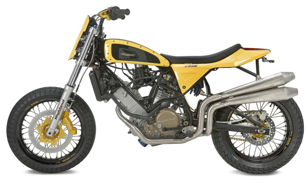 Highland Super Motard 450 #8