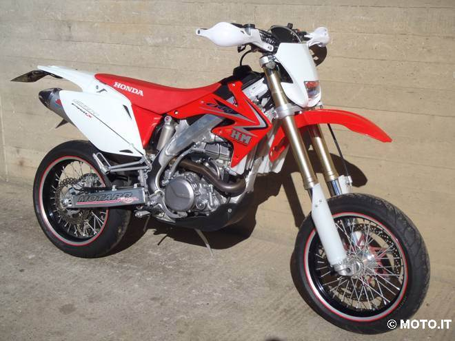HM Super motard #10