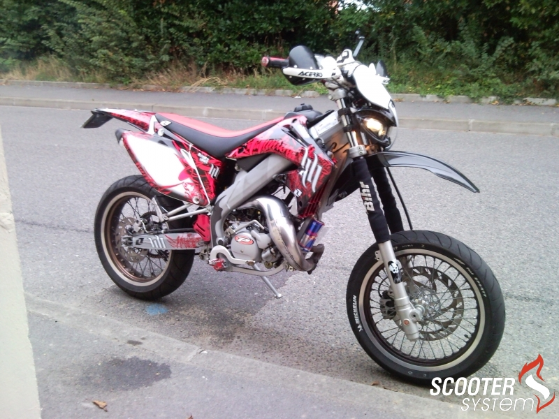 HM Super motard #3