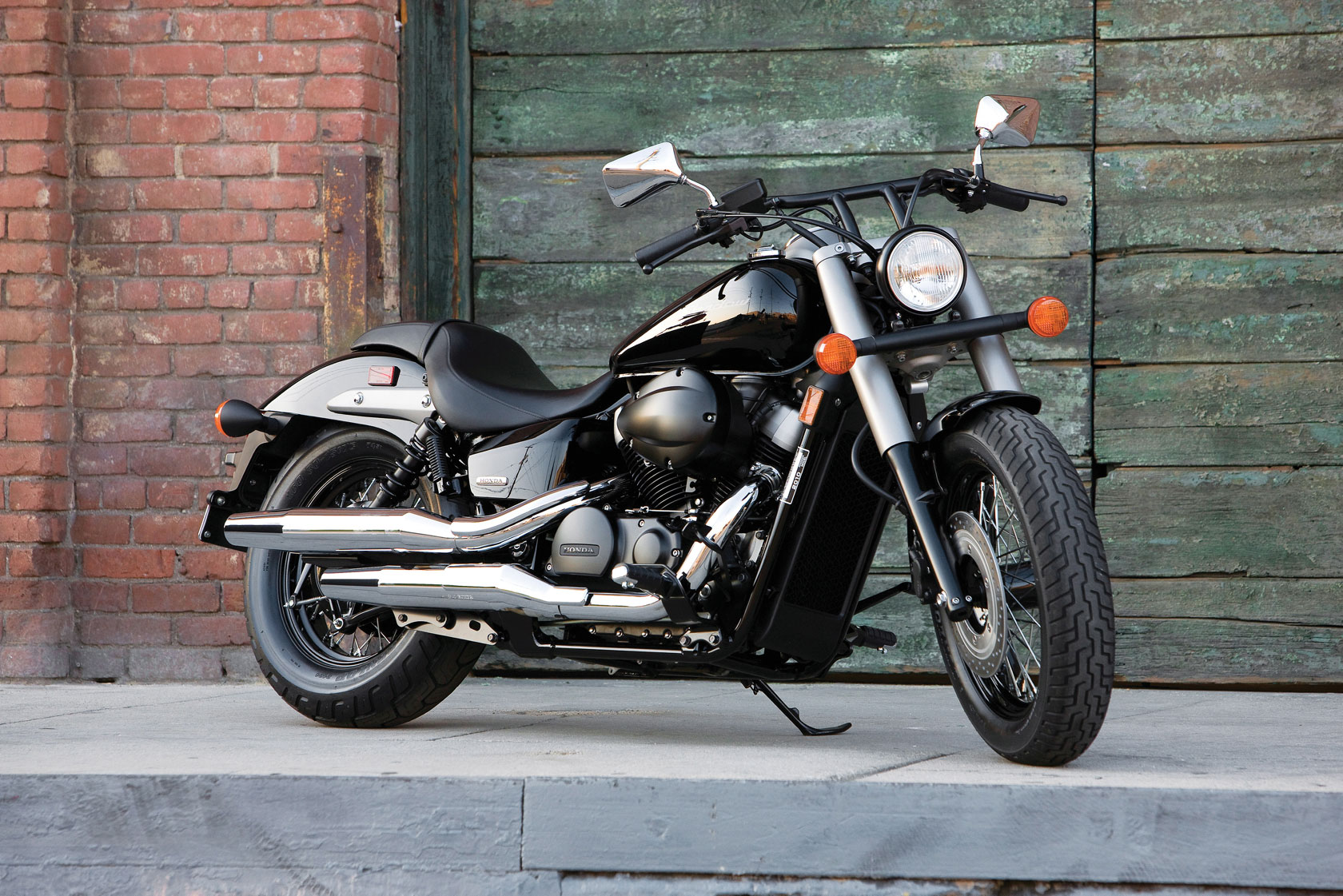 Honda 750 Shadow Phantom 2010 #2