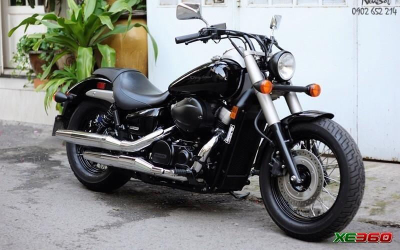 Honda 750 Shadow Phantom 2010 #8