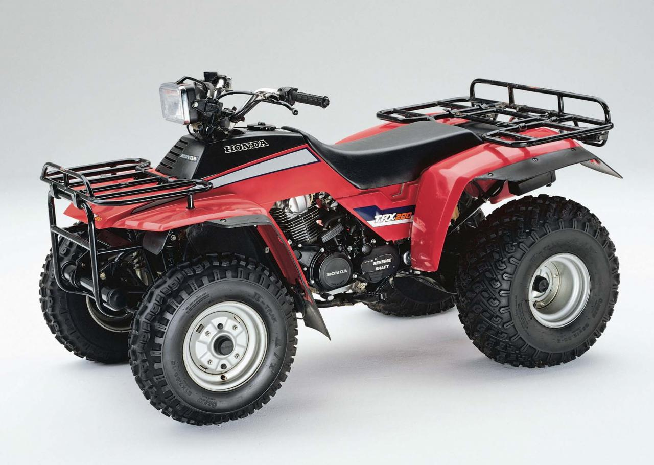 Honda Big Red #4