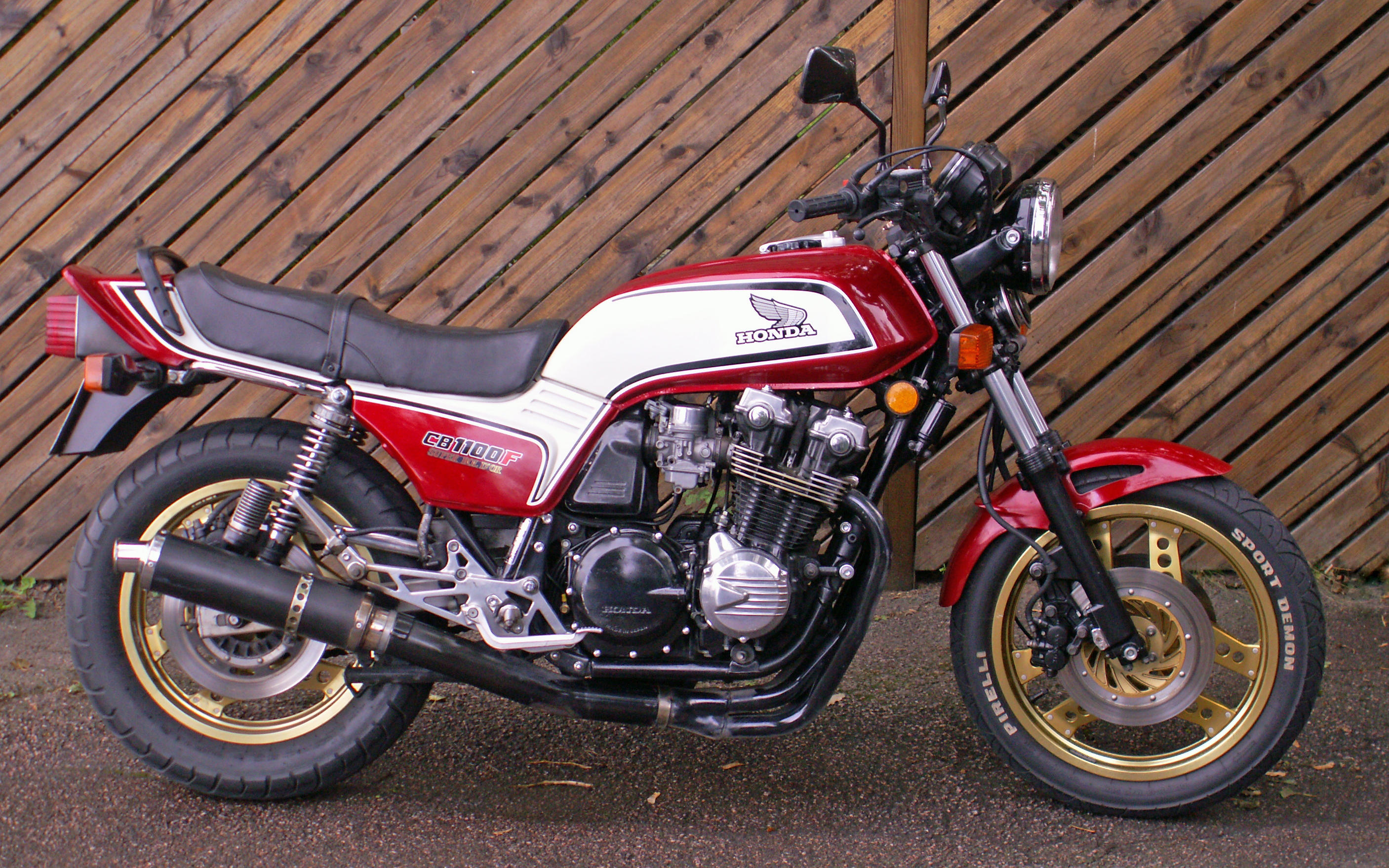 Honda CB1100R (reduced effect) 1981 #5