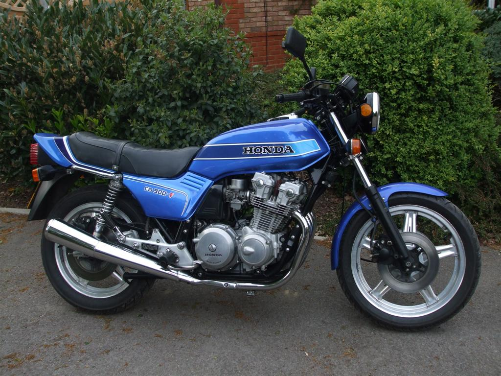 Honda CB1100R (reduced effect) 1981 #7