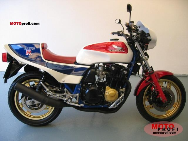 Honda CB250N (reduced effect) #8