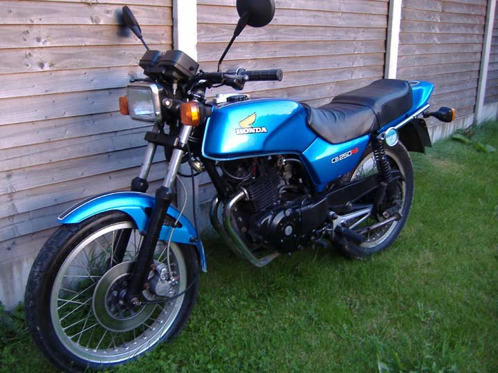 Honda CB250RS (reduced effect) 1982 #10