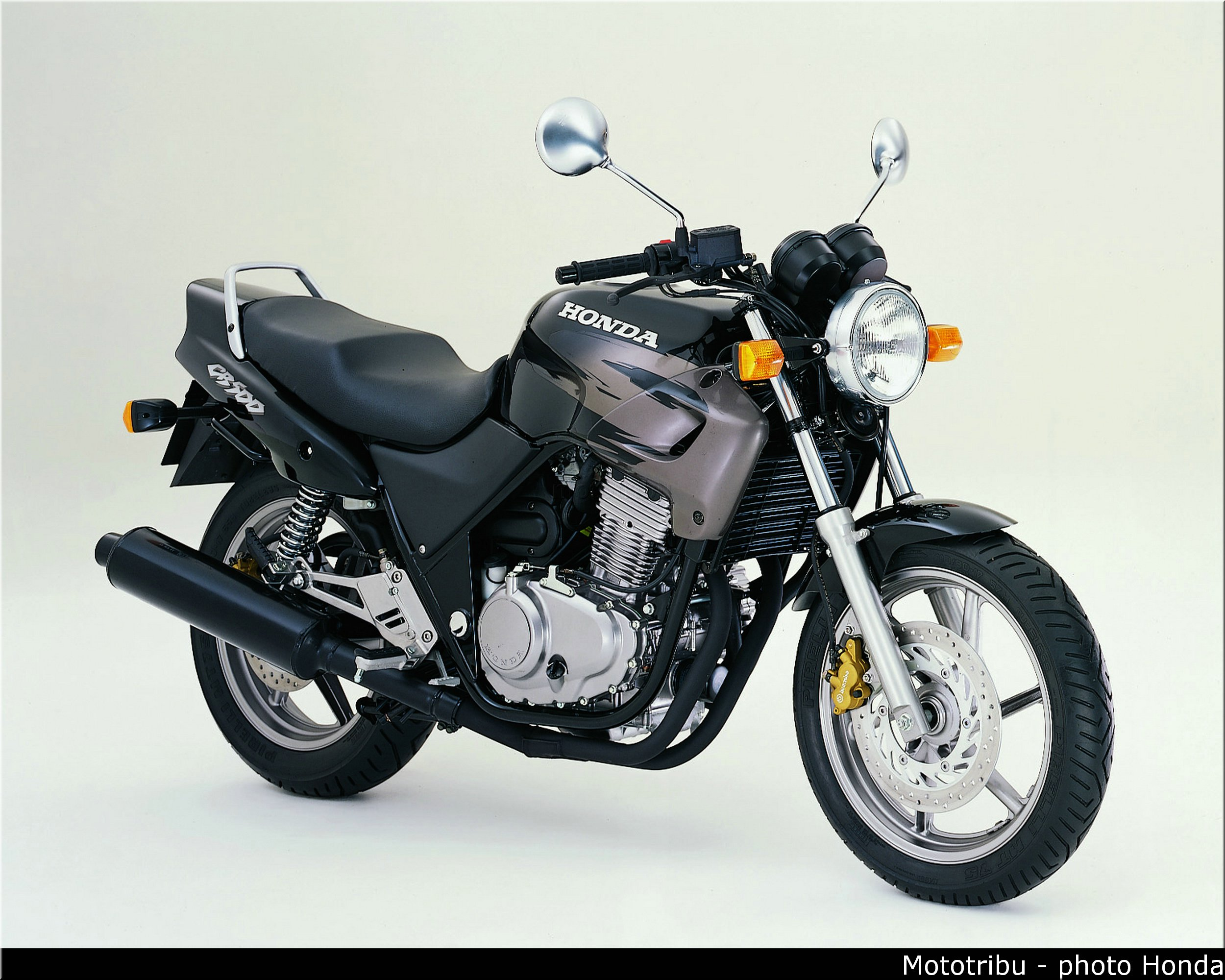 1997 honda cb500 moto zombdrive com. Black Bedroom Furniture Sets. Home Design Ideas