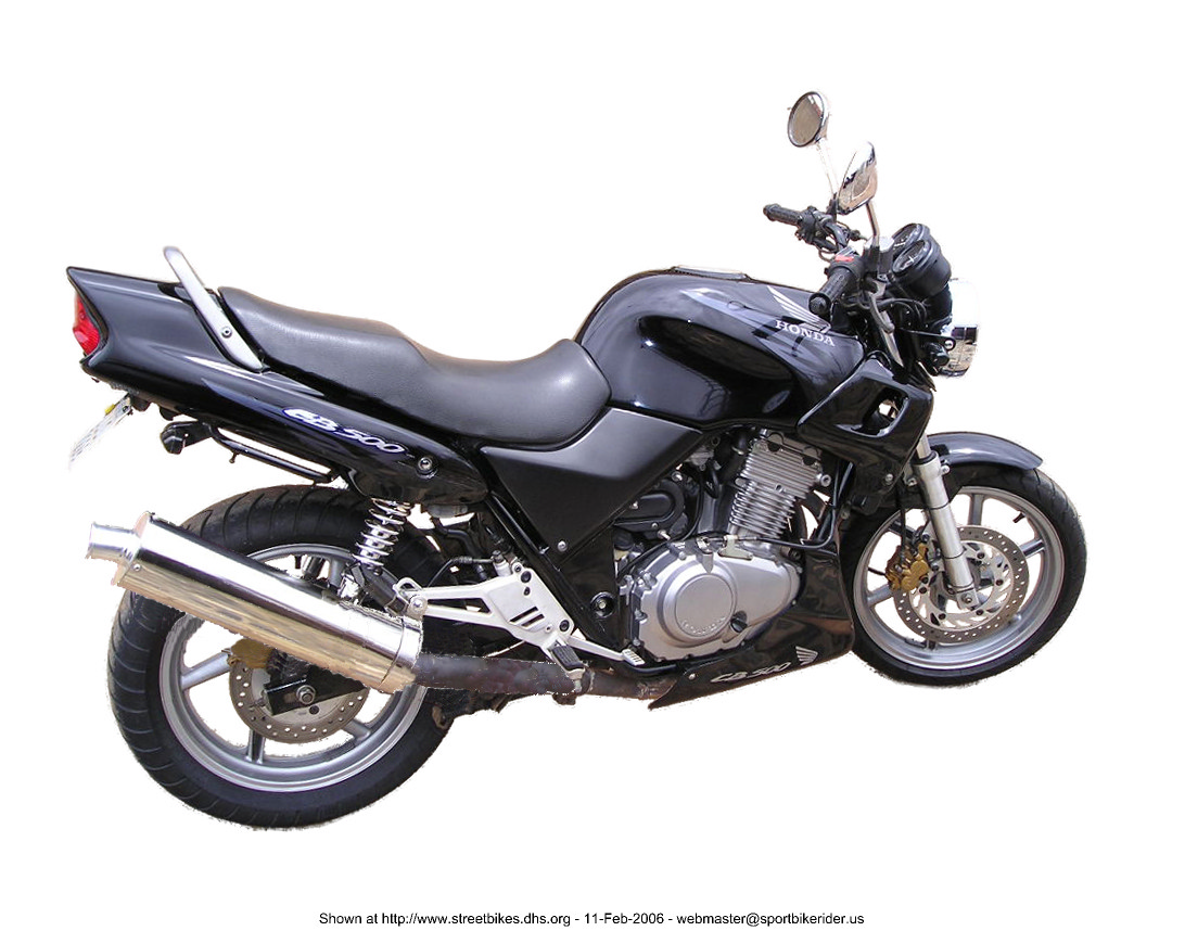 2001 honda cb500 moto zombdrive com. Black Bedroom Furniture Sets. Home Design Ideas