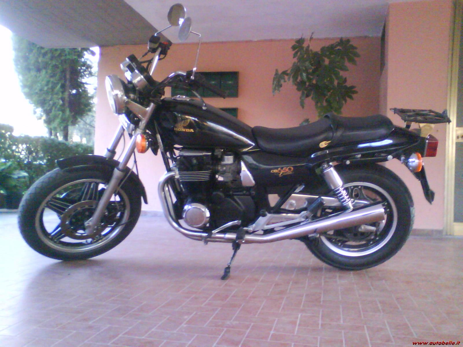 Honda CB650 (reduced effect) #10