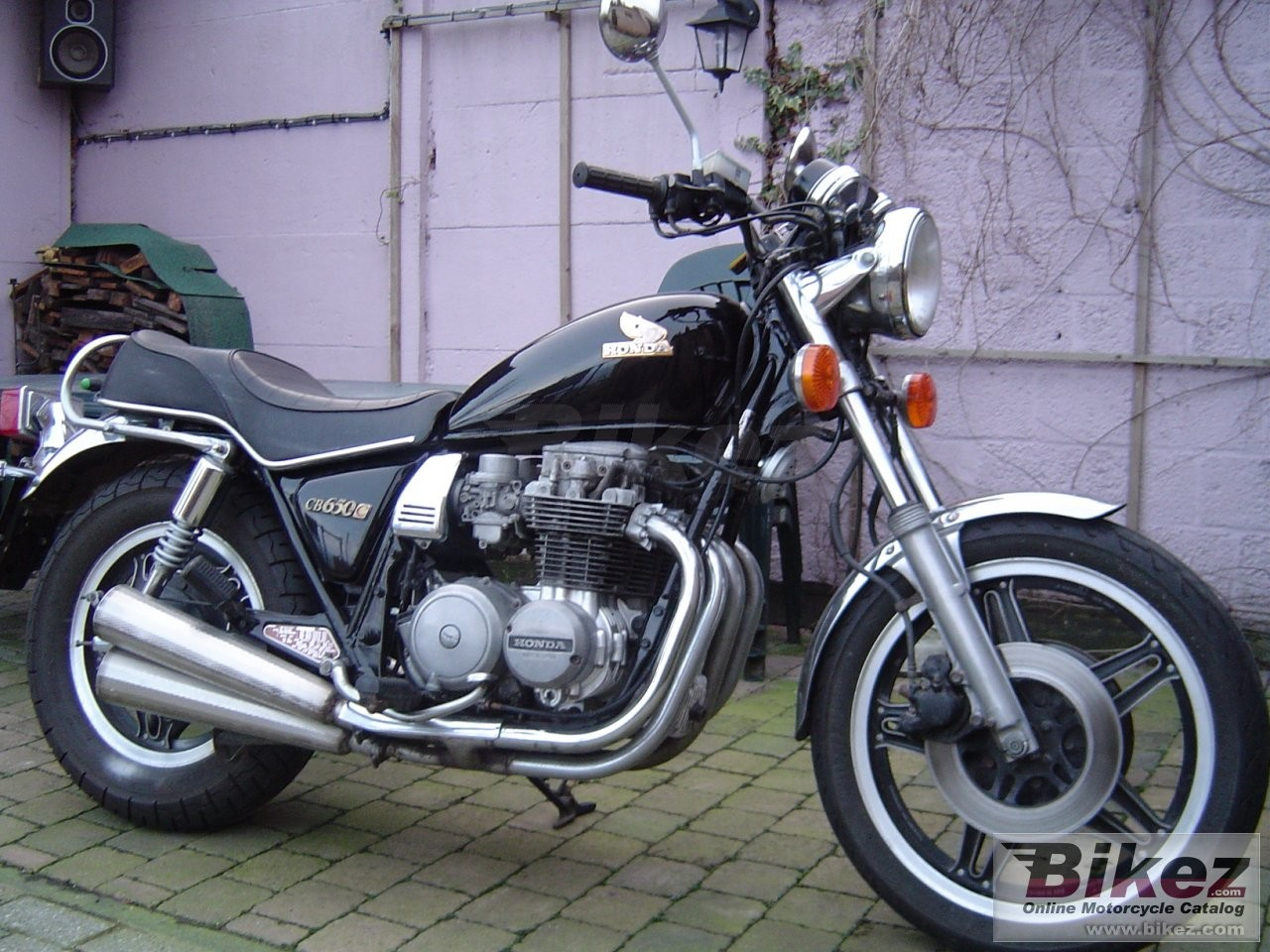 Honda CB650 (reduced effect) #5