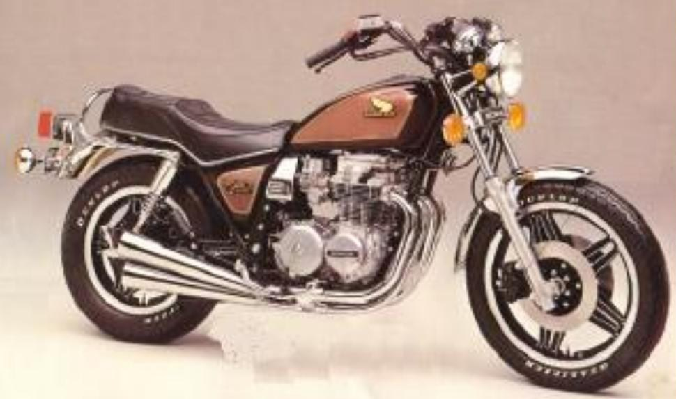 Honda CB650C (reduced effect) #9