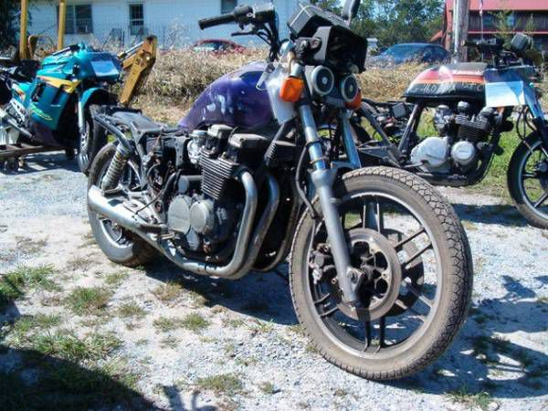 Honda CB650C (reduced effect) #11