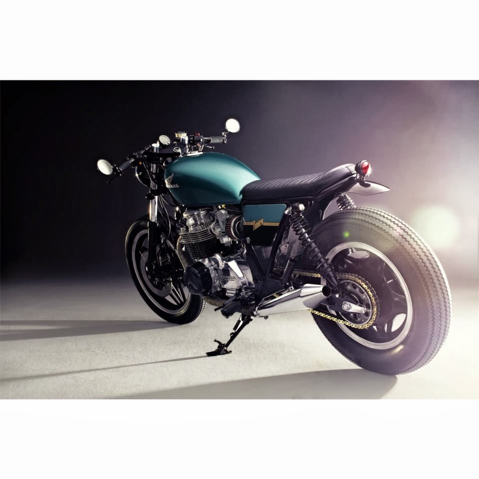 Honda CB650C (reduced effect) #8