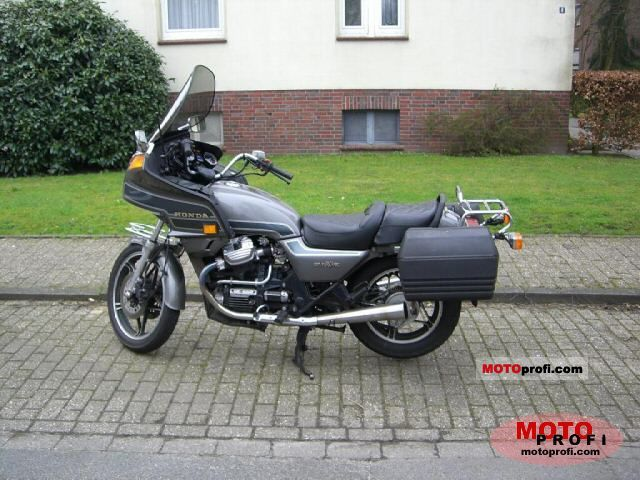 Honda CBX650E (reduced effect) 1984 #12