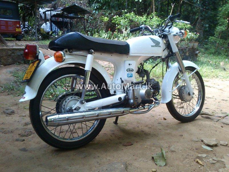 Honda CD50 Benly 2002 #8