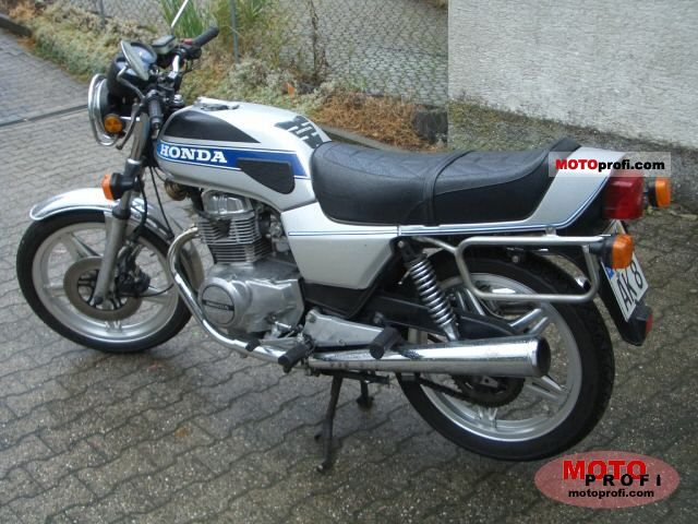 Honda CM200T (reduced effect) #6