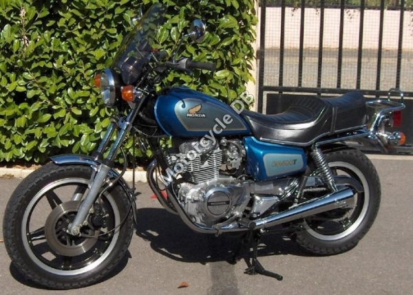 Honda CM400T (reduced effect) 1983 #1