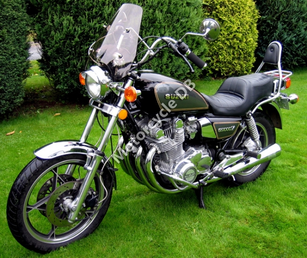 Honda CM400T (reduced effect) 1983 #10