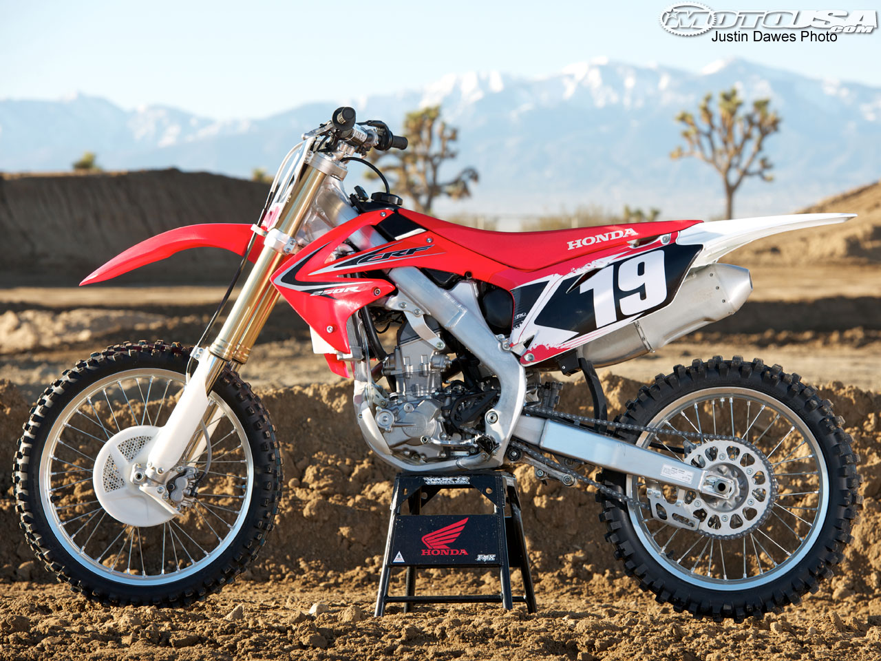Crf250r Seat Height In Inches