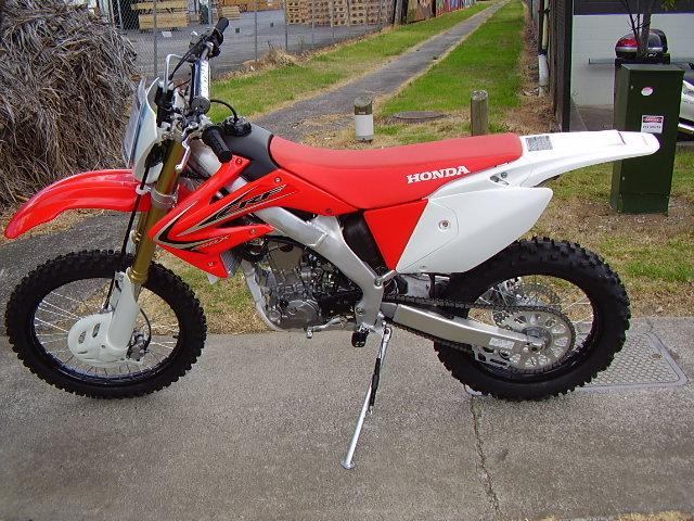 2013 crf250x submited images