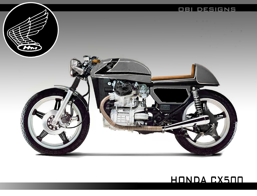 Honda CX500 Turbo 1982 #10