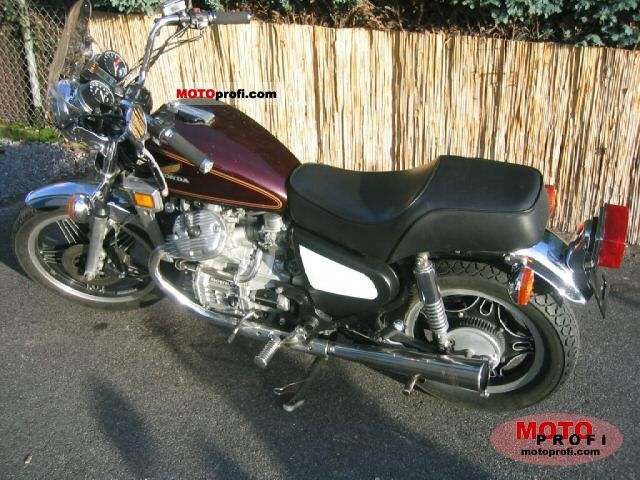 Honda CX500C (reduced effect) 1980 #1