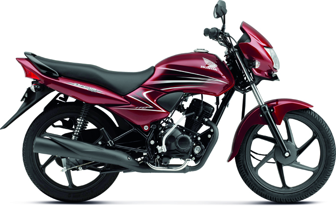 Honda Dream Yuga 2014 #1