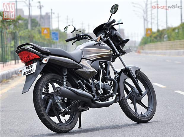 Honda Dream Yuga 2014 #5