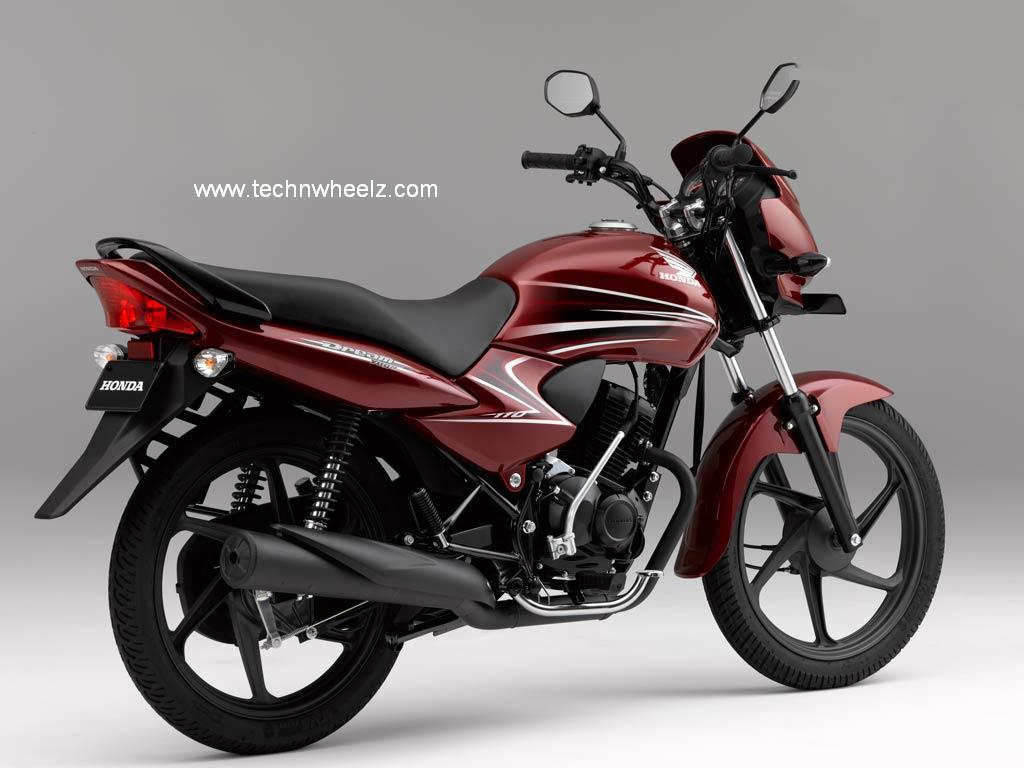 Honda Dream Yuga 2014 #2