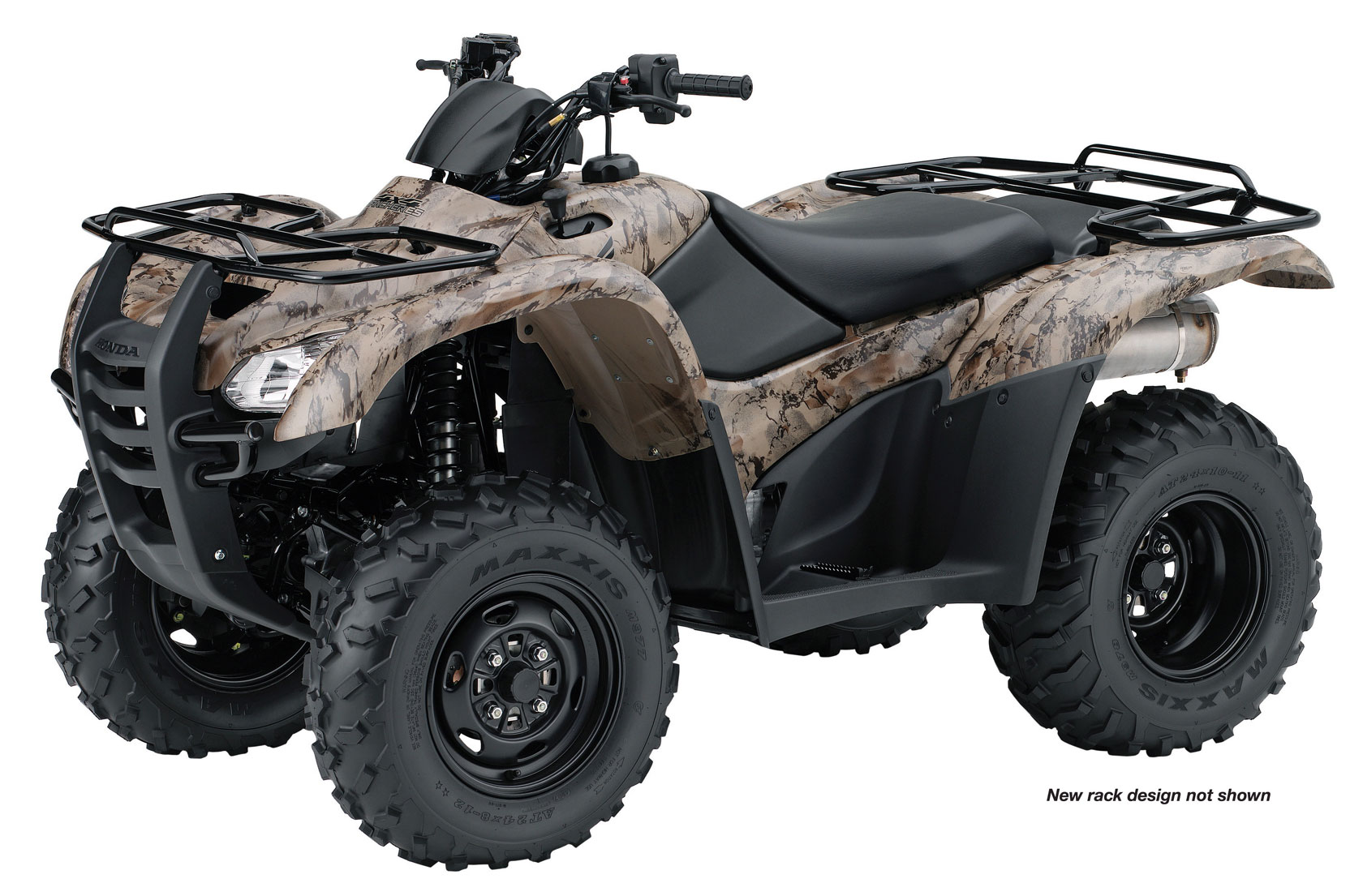Honda FourTrax Rancher 4x4 #1
