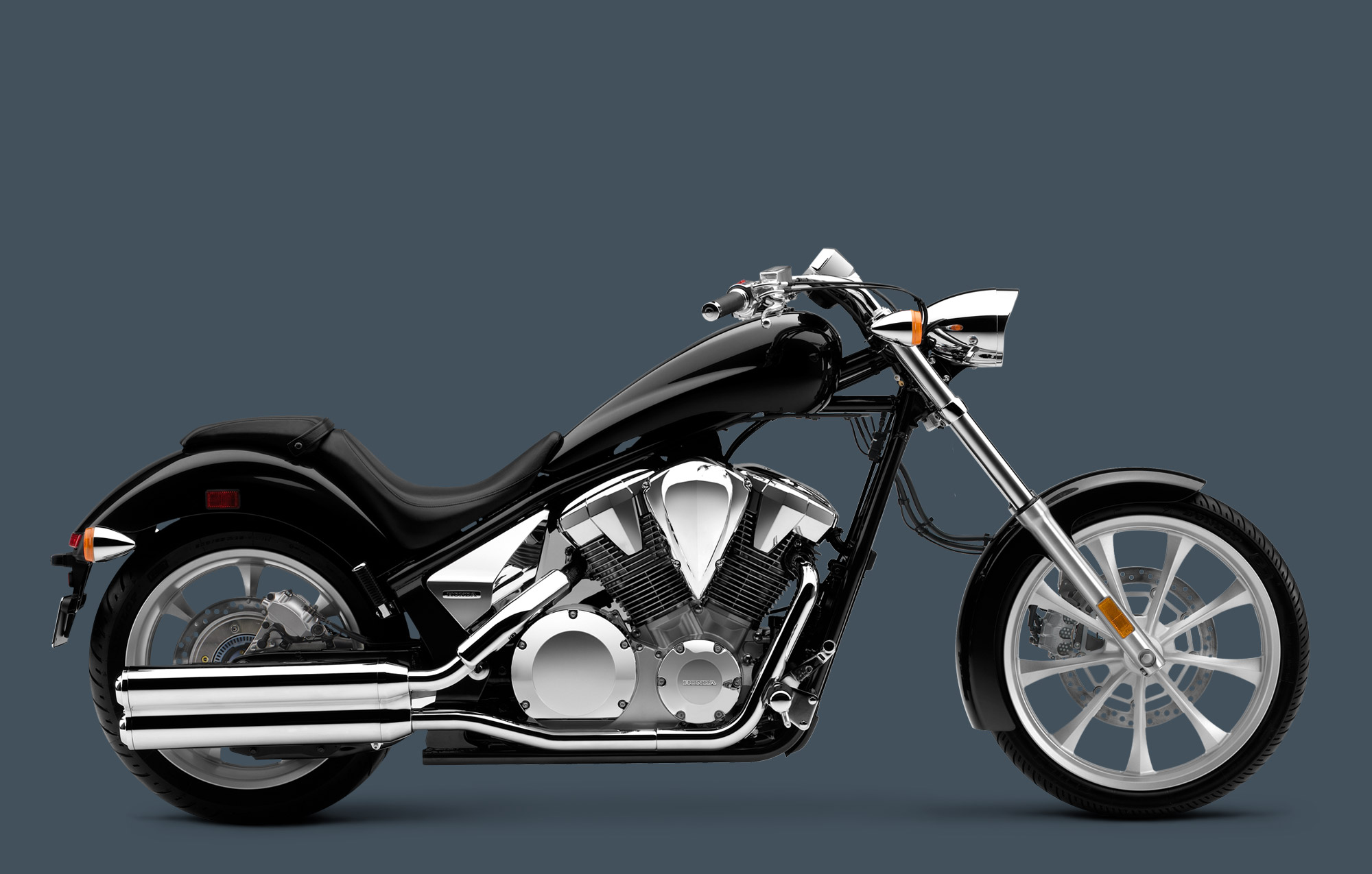 Honda Fury ABS 2010 #1