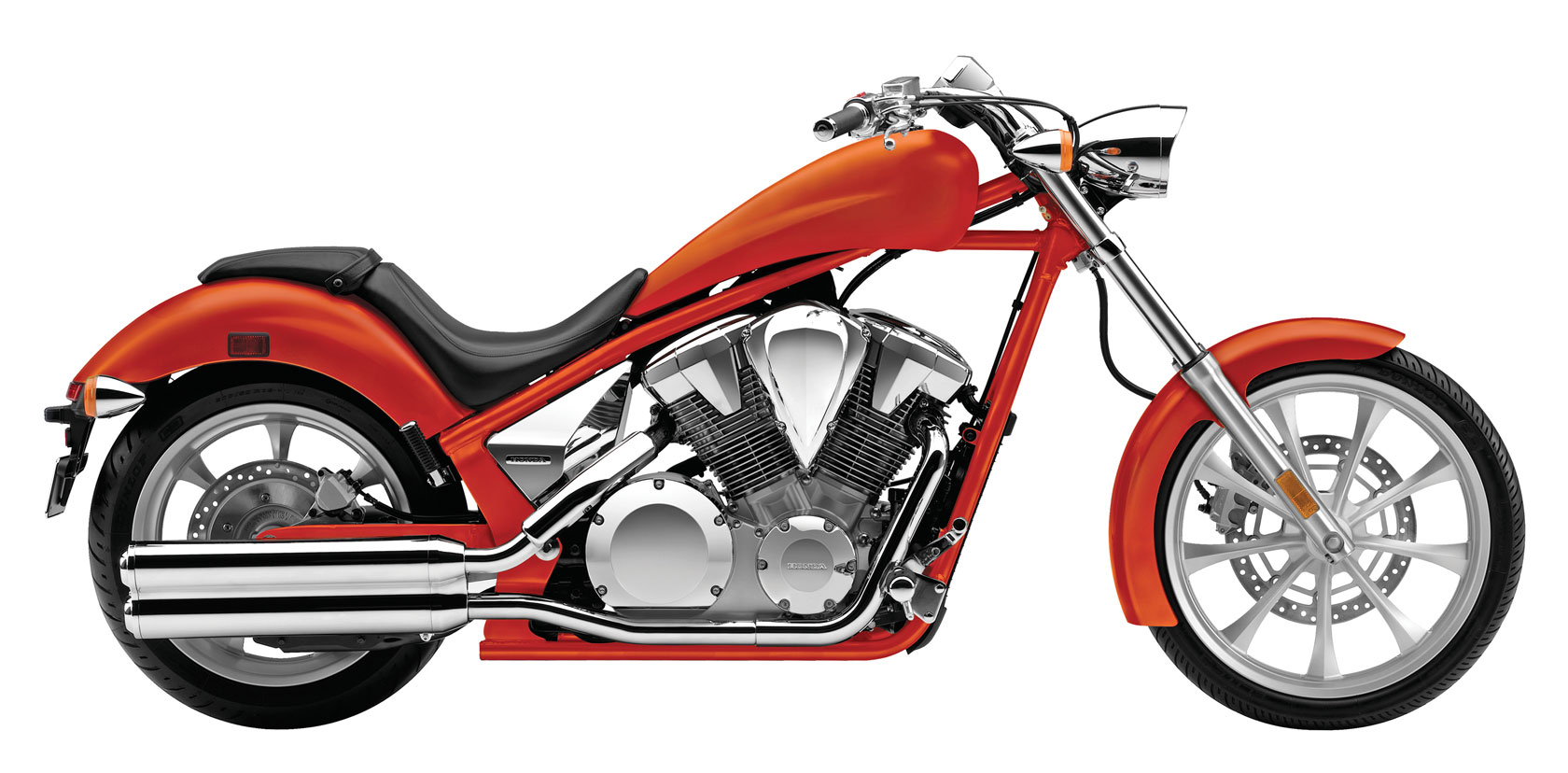 Honda Fury ABS 2010 #10