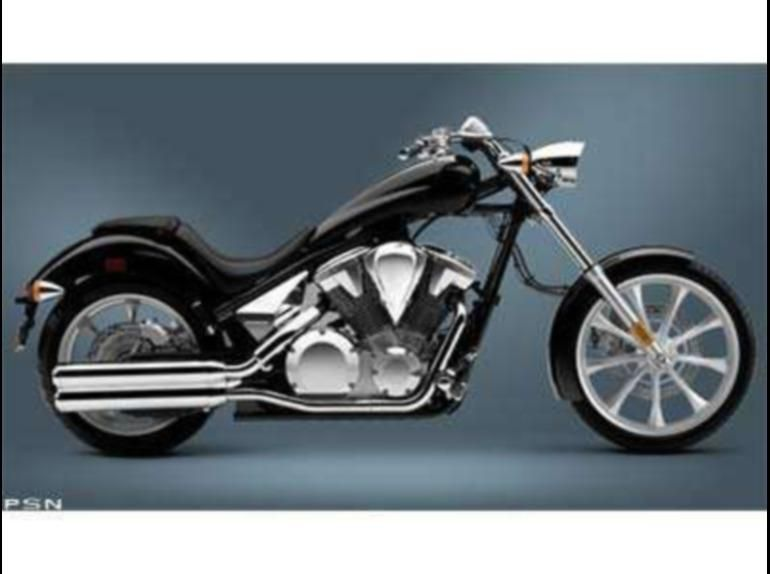Honda Fury ABS 2010 #8