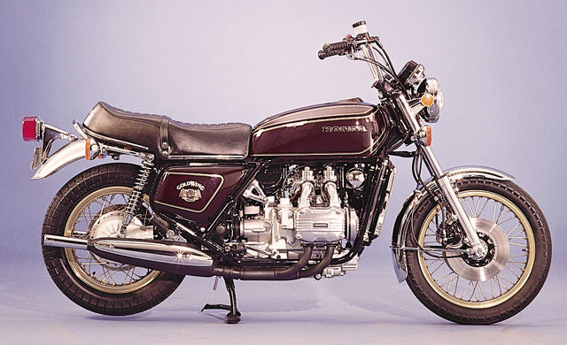 Honda GL1000 Gold Wing 1980 #3